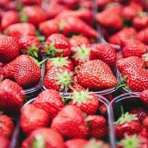 Strawberry parfait on fragilité recipe