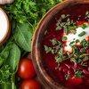 Borsch: classic recipe